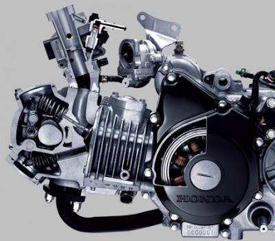 Honda fuel injection irit murah motorcycles