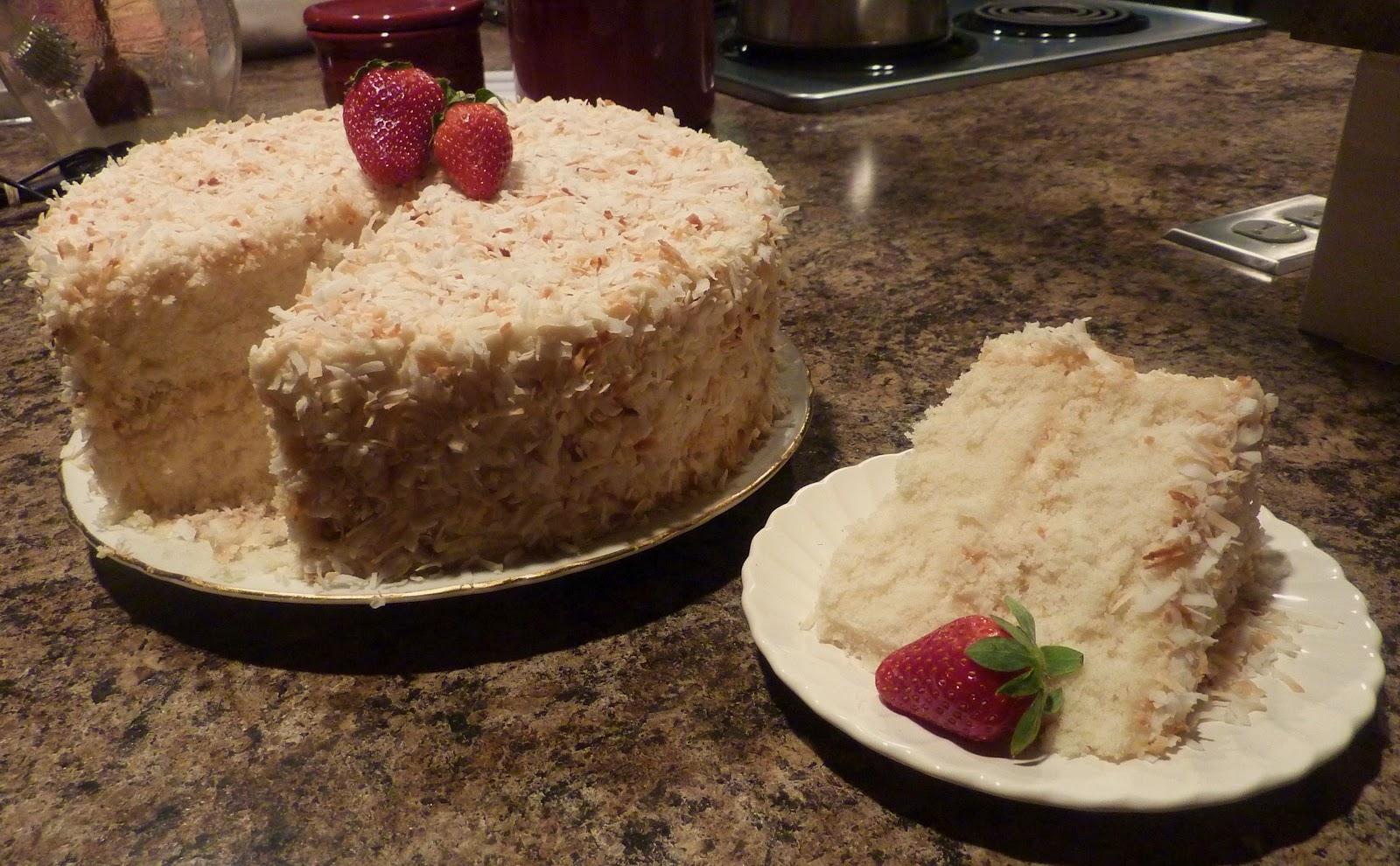 Cream Cake Recipes From Scratch