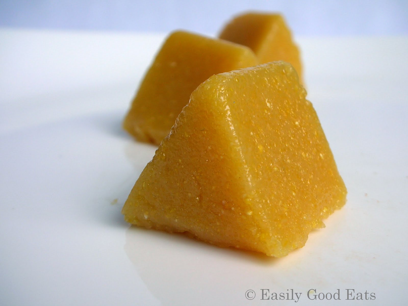 Easily Good Eats: Dulce de Leche Polenta Fudge Recipe