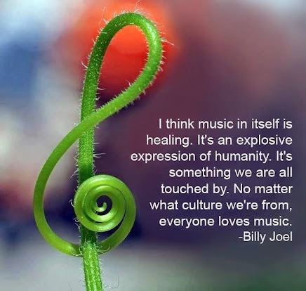 Oh how I LOVE MUSIC... It brings all people together!