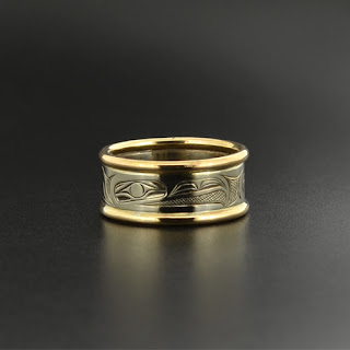 http://www.lattimergallery.com/products/14k-white-gold-ring-by-david-neel-5305