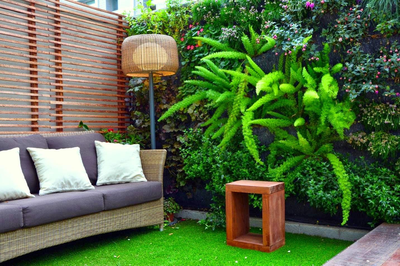 Consejos para decorar jardines en terrazas y balcones - Decoracion de jardin ...