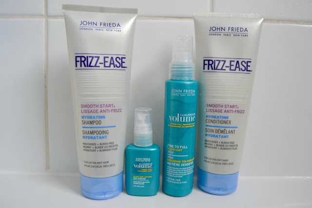 john frieda frizz ease smooth start luxurious volume
