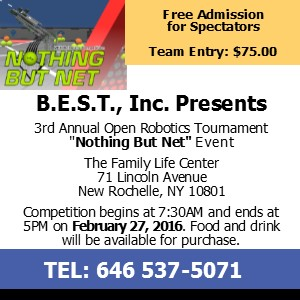 Robotics Competition 2-27-2016