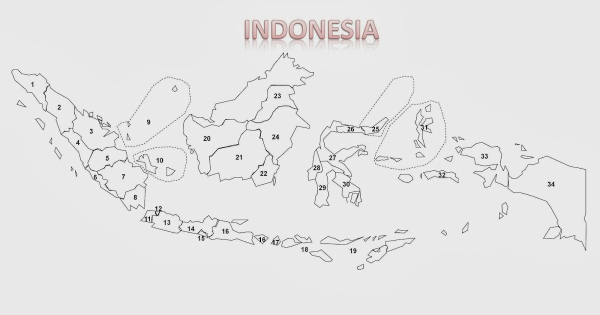Peta Buta Indonesia Browse Info Full Hd Gambar Wilayah
