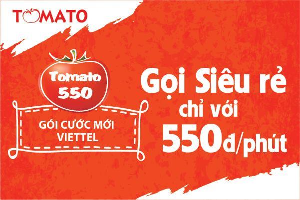 Tomato 550 Tiền giang