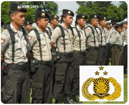 Loker CPNS Polisi, Penerimaan Kepolisian terbaru, Rekrutmen Polisi 2015