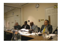 St Clements Council Meeting in London