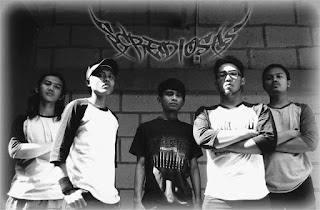 Scrediosas Band Metalcore Bandung