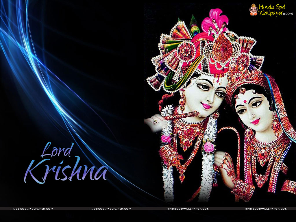 Hd wallpaper krishna and radha - Lord Krishna Still Photo Image Wallpaper Picture