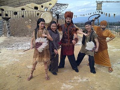 皇宫灿烂 林德荣 Once Upon A Time Jack Lim casts