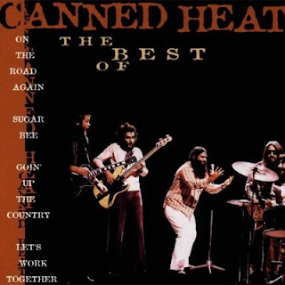 Canned Heat - The Best Of Canned Heat (1989)
