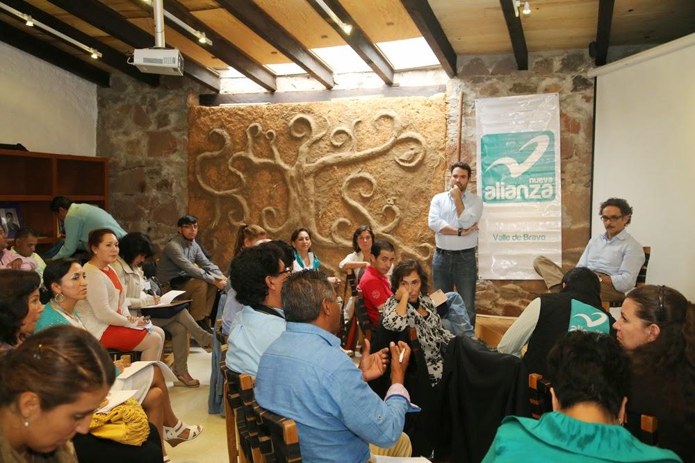 Imagen de Nueva Alianza impulsa el desarrollo de ciudadades competitivas