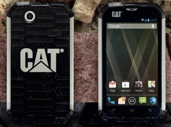 Caterpillar B15 es el smartphone extremo