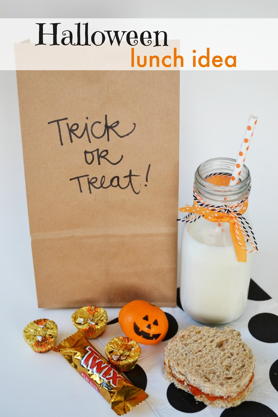 Peachy Keen Blog: Halloween Lunch Ideas - Food is always more fun when it's holiday shaped!