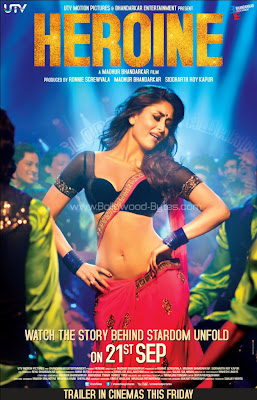 Kareena in the Halkat Jawani song HD Poster Movie Herione
