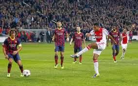 Ajax Amsterdam 2 1 Barcelone -- Tous les buts