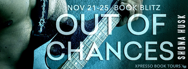 Book Blitz: Out of Chances by Shona Husk