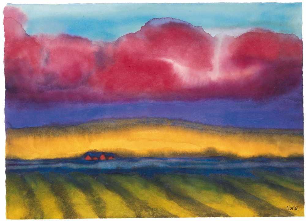 emil nolde Emil nolde: emil nolde, german expressionist painter, printmaker, and watercolourist known for his violent religious works and his foreboding landscapes born of a peasant family, the.
