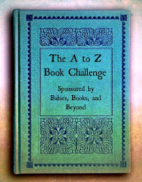 Join the A to Z Book Challenge 2013