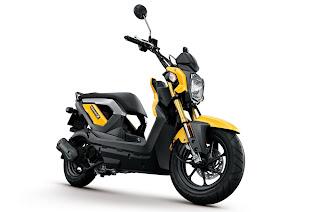 Image of Honda Zoomer-X