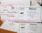 Mis diplomas