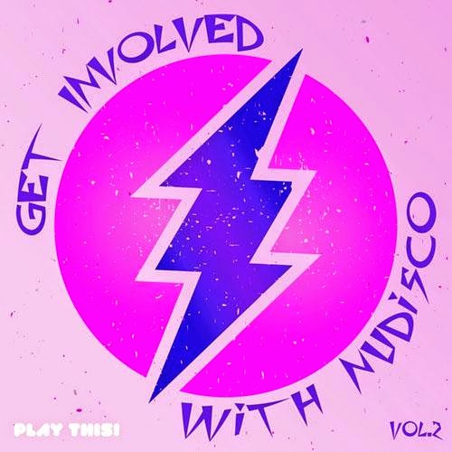 Get Involved With Nudisco  Vol. 2  2014