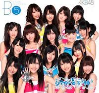 Lyric AKB48 - Oshi team B