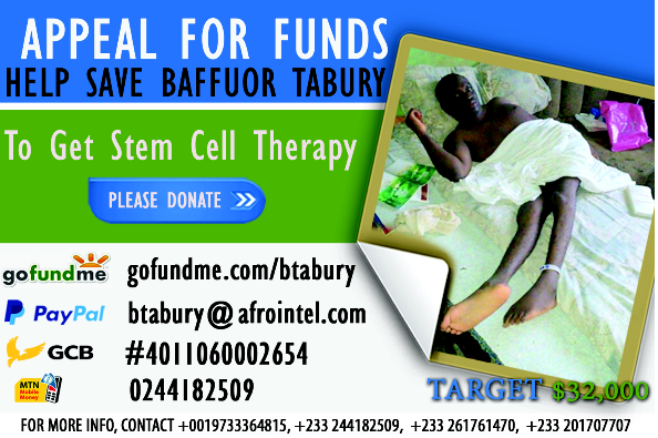 HELP FOR BAFFOUR