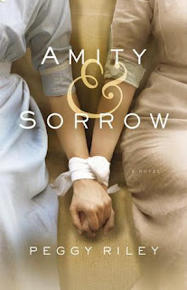 Amity and Sorrow Peggy Riley cover