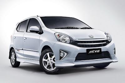 Spesifikasi Toyota Agya Kelebihan dan Kekurangan