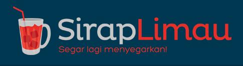 blog sirap limau