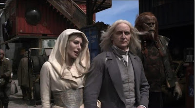 Defiance Jaime Murray Stahma Tarr Castithan scheming screencaps
