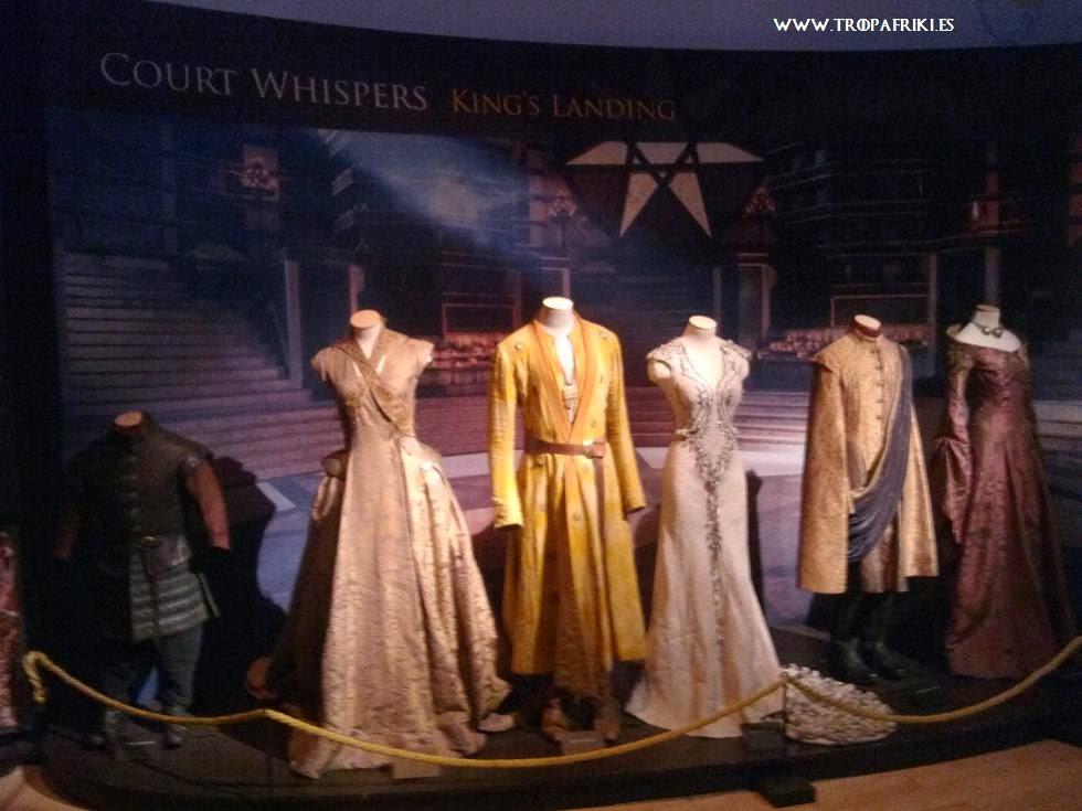 vestidos juego de tronos