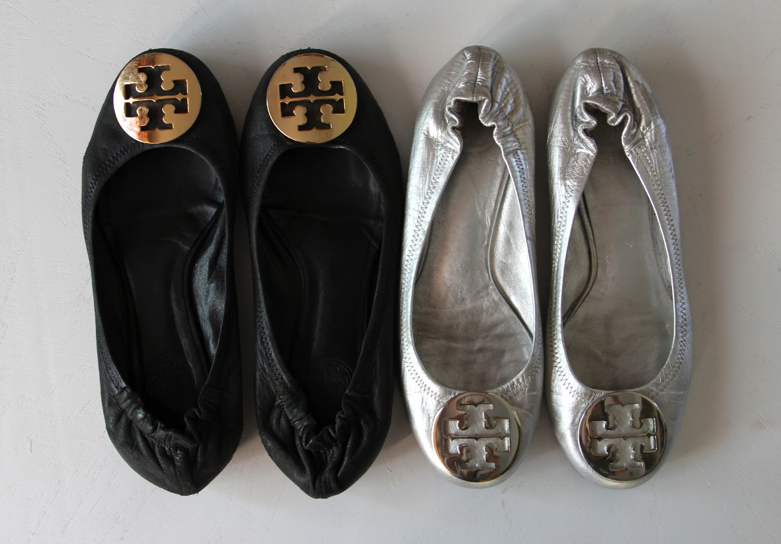Anyone who owns a pair of Tory Burch Reva flats knows that I'm not  exaggerating when I say they are one of the comfiest flats out there that  also look super ...
