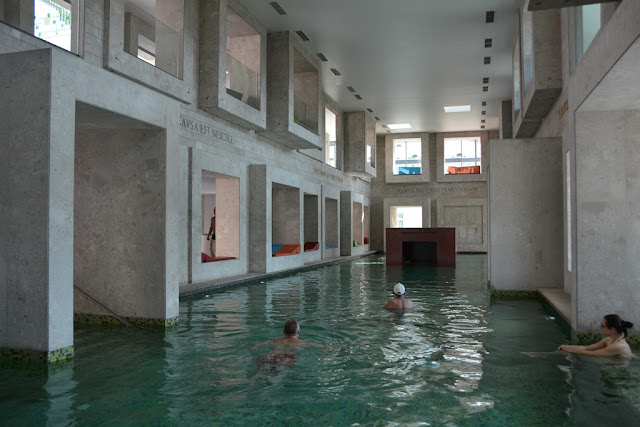 Rimske Therme Toplice Indoor swimming