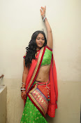 Mithra half saree photo shoot-thumbnail-19