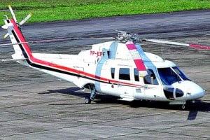 Assembléia de Deus compra helicóptero de R$1.900.000,00 do governo