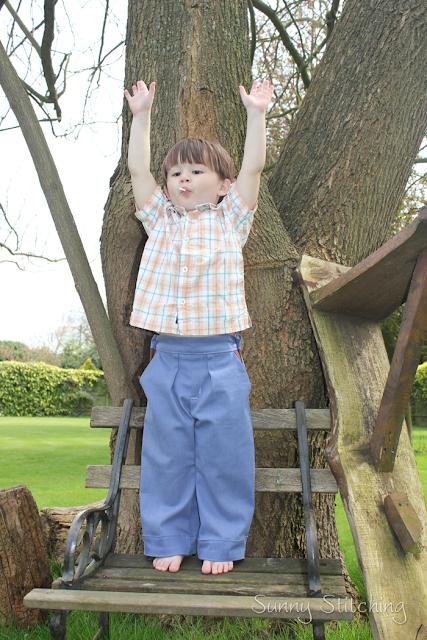 Kids Clothes Week Spring 2013