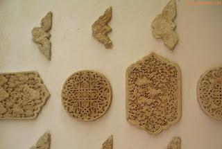 Seni pahat di masjid Mantingan, Jepara