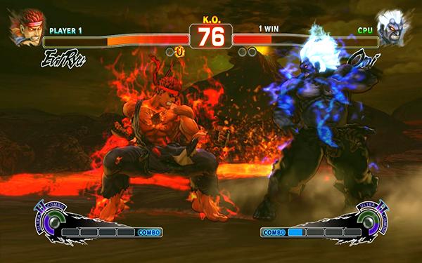 Street Fighter IV pc screenshot 4