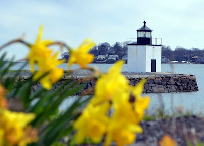 Derby Wharf Lighthouse Salem Massachusetts