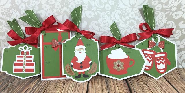 Christmas Gift tags volume two