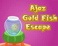 Juegos de Escape Ajaz Gold Fish Escape