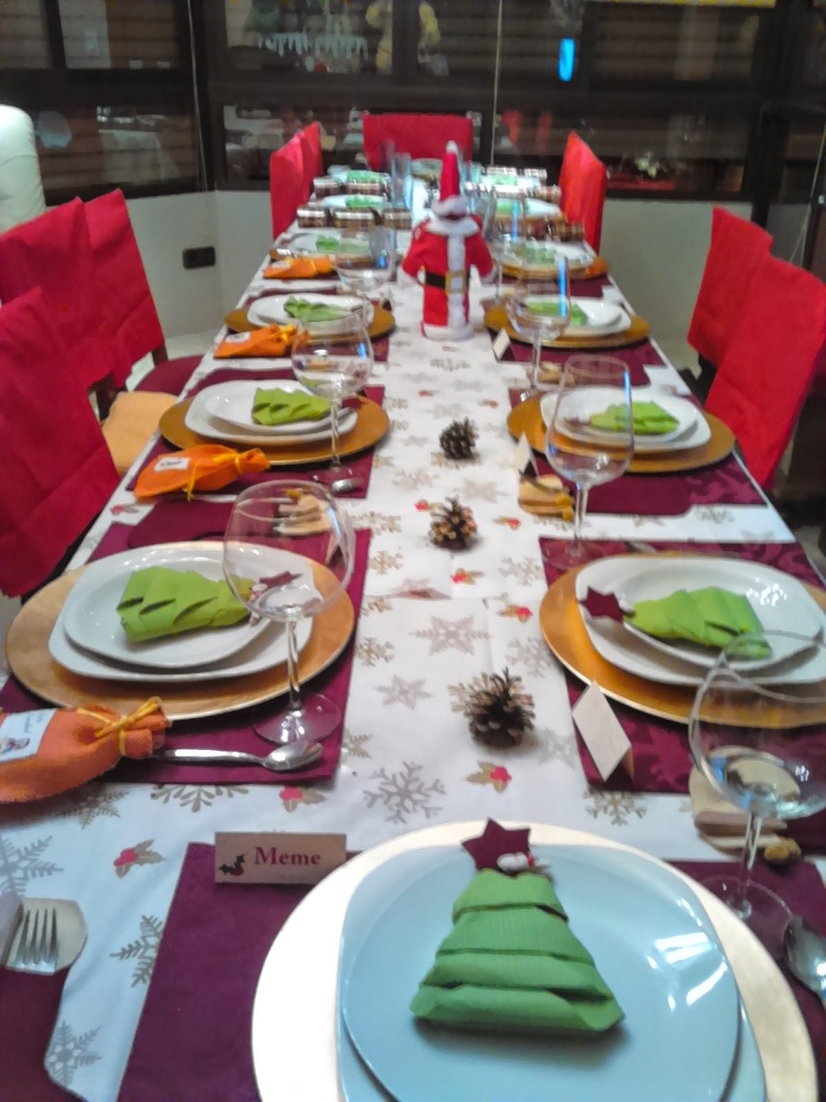 El desv n de meme mesa y decoraci n navide a 2014 - Decoracion navidena 2014 ...