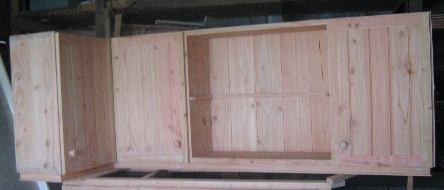 Mueble de cocina fabricaci n de muebles puertas y - Puertas mueble cocina ...