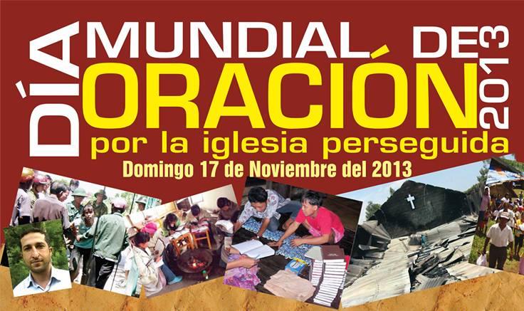 10 de Noviembre: «Día Mundial de Oración por la Iglesia Perseguida»