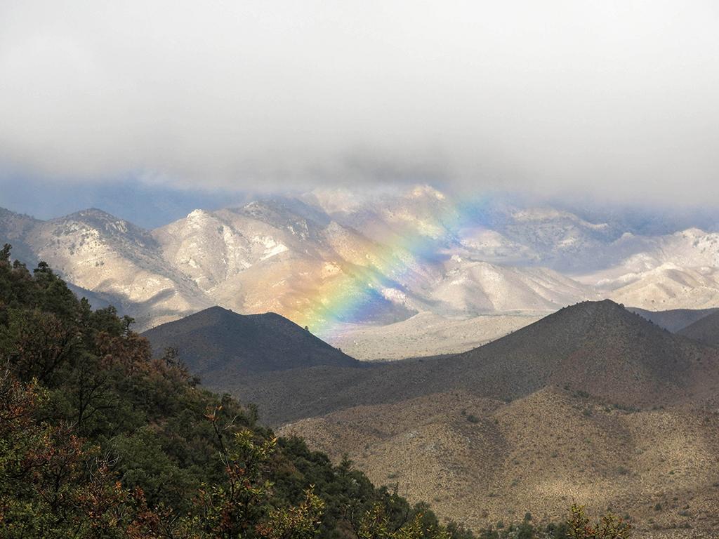 PCT Rainbow