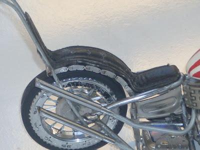 Banco Chopper Easy Rider - Presente Criativo