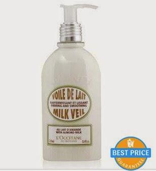 LOccitane Almond Milk Veil Skin